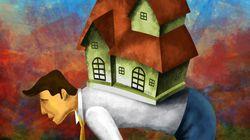 In Italia i mutui più cari
