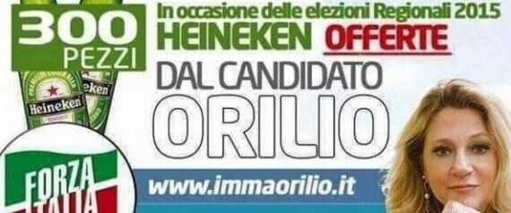 Elezioni, in Campania birre e gelati in cambio di un voto. Le folli promesse elettorali di alcuni candidati