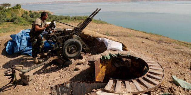 Iraq, dall'Italia armi ex sovietiche per fermare il califfato