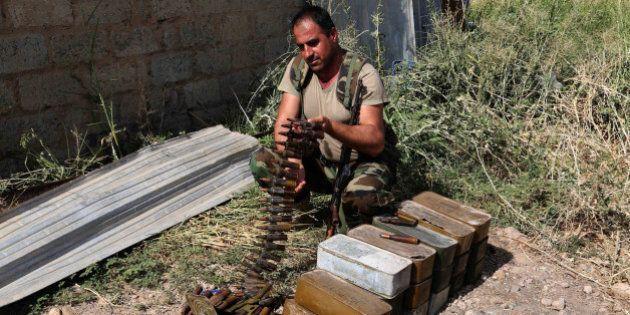 Iraq, i curdi riconquistano diga Mosul dopo 14 raid aerei Usa contro