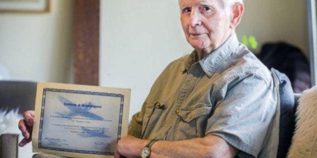 Neolaureato a 94 anni. Era iscritto da quando ne aveva 19. E ora dice:
