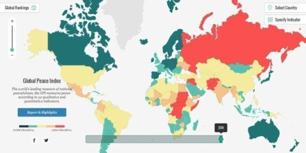 11 Paesi del mondo senza guerra: Svizzera, Uruguay, Costa Rica, Qatar e altri 7 non partecipano a conflitti