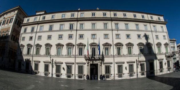 Deficit, Palazzo Chigi: