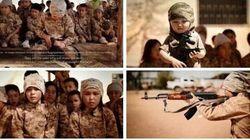 Il baby soldato: