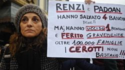 Le vittime del Salva banche non si fermano: