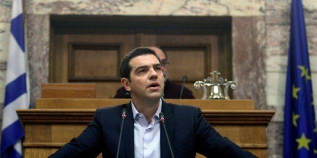 Grecia, le borse esultano per l'apertura di Alexis Tsipras alla proposta di Moscovici di estendere il...