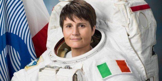 Samantha Cristoforetti nello spazio. Alle 22.01 ora italiana il lancio con la navicella Soyuz, sarà in...