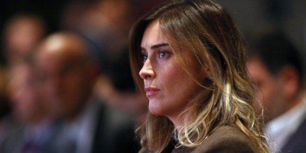 Maria Elena Boschi replica a Maurizio Landini:
