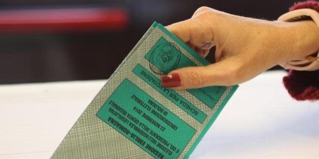 Elezioni Emilia Romagna, affluenza al 30,9%. In Calabria 34,6%. Il dato alle