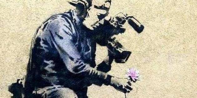 Banksy è Robin Gunningham? Gli scienziati di un'università inglese sembrano aver scoperto la sua vera...