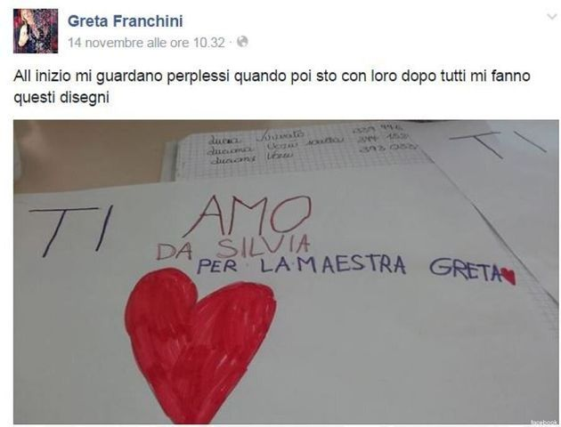 La maestra Greta è diventata donna. L'insegnante trans di Livorno Fabio Franchini si è sottoposta al...