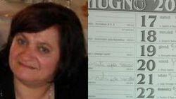 Il calendario di Paola, morta di fatica: lavorava 30 giorni al mese per 2 euro