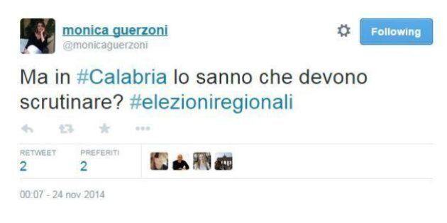 Elezioni regionali, scrutinio delle schede lento in Calabria: si scatena l'ironia di Twitter