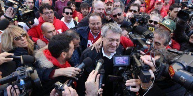 Regionali; Maurizio Landini,