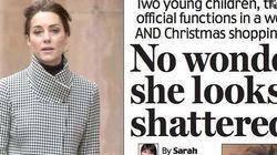 Il Daily Mail senza pietà per