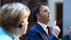 Renzi arrabbiato per il doppiogiochismo di Merkel con