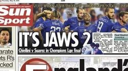 Juve-Barcellona, l'ironia di The Sun: