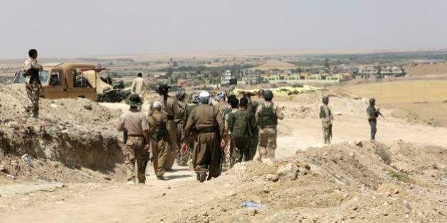 Iraq, armi ai curdi dall'Italia. Carlo Sibilia (M5s):