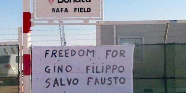 Ostaggi Libia, oltre a gioia e dolore anche la rabbia. Sindacati e legale di Failla alla Bonatti:
