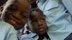 Le bambine hanno il diritto di andare a scuola, anche in