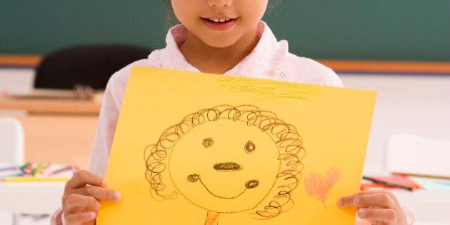 Disegnare bene da piccoli significa