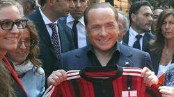 Il manager del Milan con Forza