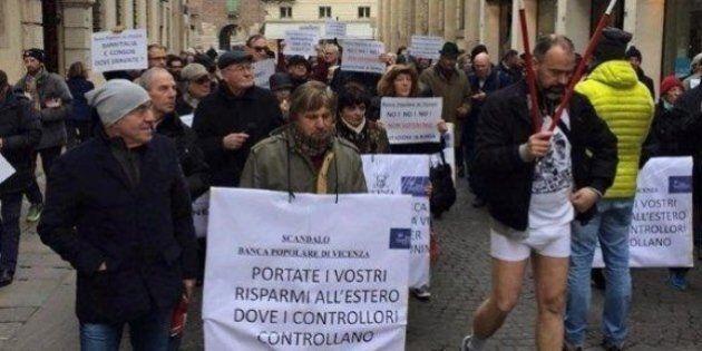 Banca Popolare di Vicenza, manager contestati dai piccoli azionisti che si sentono traditi. Azioni valgono...