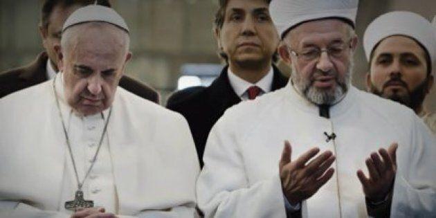 Isis, la foto del Papa