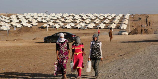 Iraq, donne yazide ridotte a schiave sessuali dell'Isis. Una prigioniera: