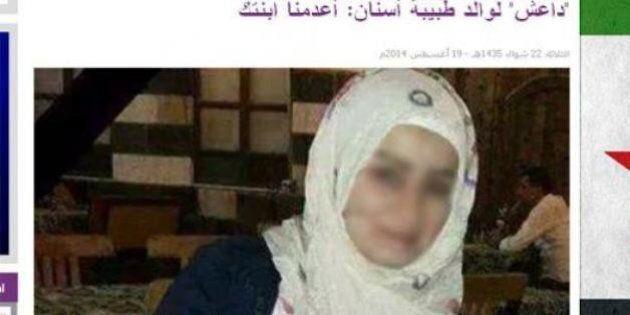 Siria, dentista donna giustiziata dai miliziani dello Stato Islamico.