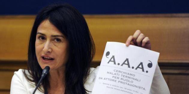 Fecondazione eterologa, Filomena Gallo:
