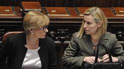 Pinotti e Mogherini riferiscono sugli aiuti militari ai