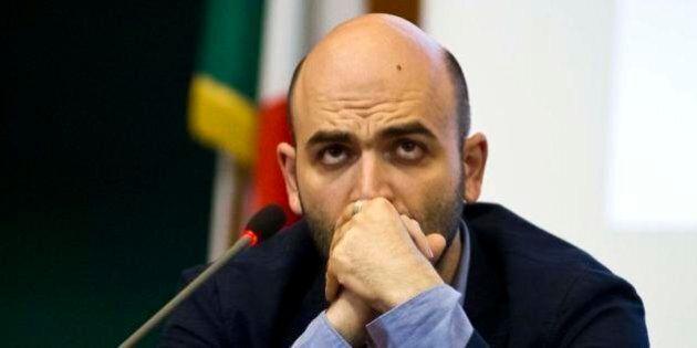 Roberto Saviano torna all'attacco: