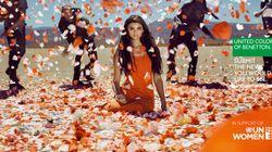Lapidata... con petali di fiore. E l'acido diventa uno strumento di bellezza (FOTO,