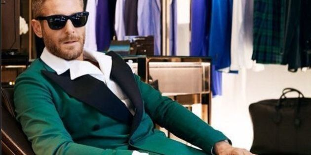 Lapo Elkann incoronato dal Wall Street Journal: