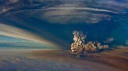 Vi ricordate l'impronunciabile vulcano Eyjafjallajokull che bloccò i