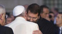 Marino bacchetta il Papa:
