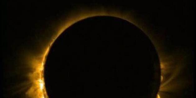 Super Luna Nera, l'eclissi totale di sole nel cielo di mercoledì 9 marzo: