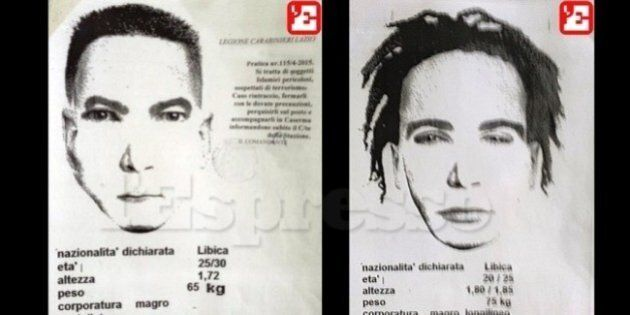 Terrorismo, due libici ritenuti