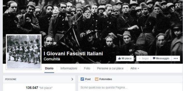 L'odio nero viaggia su Internet ma Facebook non