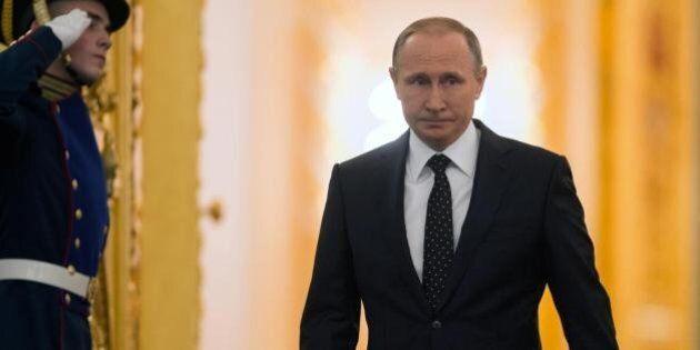 L'incedere di Putin verso il