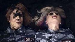 Le Pussy Riot dedicano una canzone alle vittime della polizia