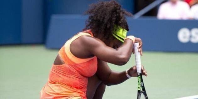 Serena Williams si ritira da Pechino. È in crisi dopo la sconfitta con Roberta Vinci agli US