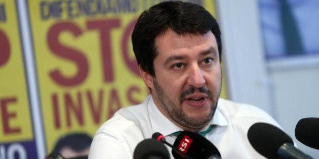 Matteo Salvini, intervista a Chi: