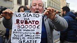 Vittime del 'Salva banche' pronte a manifestare davanti