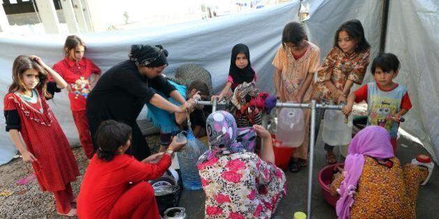 Un Ponte per Erbil: salviamo le famiglie di cristiani sfollati. Una piccola donazione può fare la
