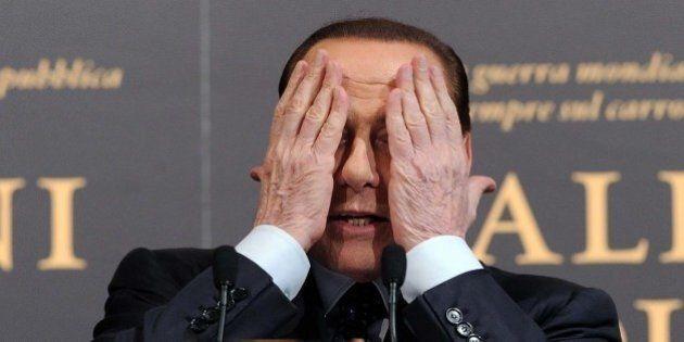 Forza Italia, crolla tutto. Silvio Berlusconi terrorizzato sui processi e Forza Italia alle regionali...
