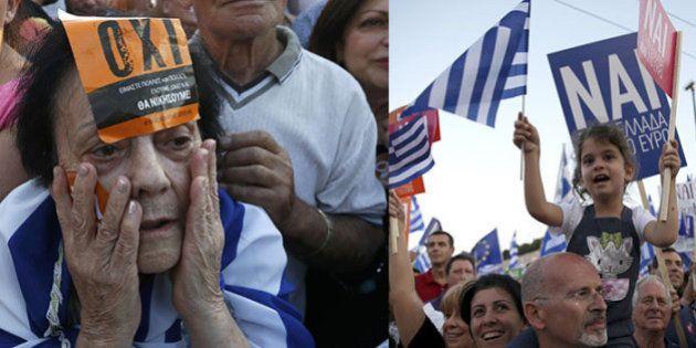 Referendum Grecia. Ue scatenata per il sì contro Tsipras. Duro anche Martin Schulz, che spacca i socialisti