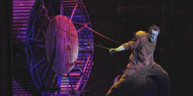 Foto Nicoloro Giuseppe Milano 21/01/2009 Teatro degli Arcimboldi - Prima dello spettacolo