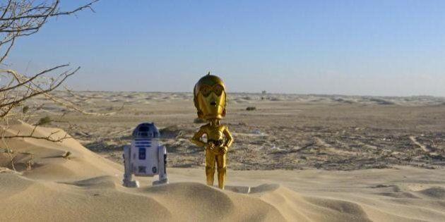 Star Wars VII, i luoghi per risvegliare la forza dell'universo (senza lasciare la